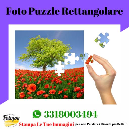 foto puzzle personalizzato