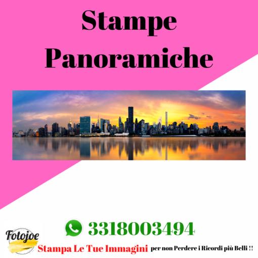 stampe panoramiche